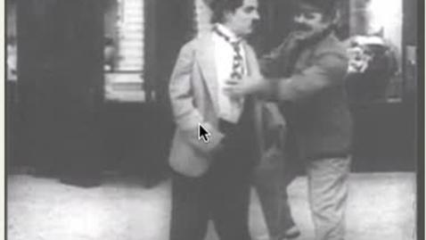 Thumbnail for entry Charlie Chaplin