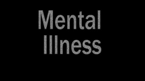 Thumbnail for entry Mental Illness V2