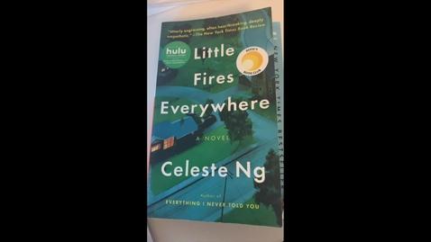 Thumbnail for entry Ng, Celeste - Little Fires Everywhere