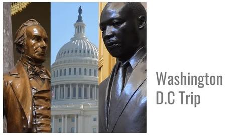 Thumbnail for entry Ashanti's Home Project - Washington D.C. Trip Montage