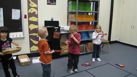 Thumbnail for entry Music Man Kindergarten