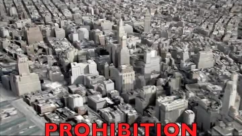 Thumbnail for entry Hist7-Ch7-Lesson 3- Prohibition