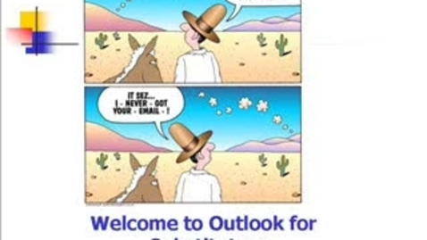 Thumbnail for entry Outlook for Substitutes