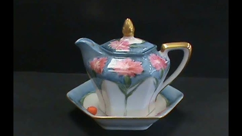 """Thumbnail for entry Claymation - """"Teapot"""""""