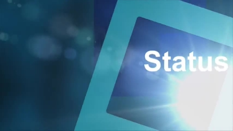 Thumbnail for entry Status Update 6.9