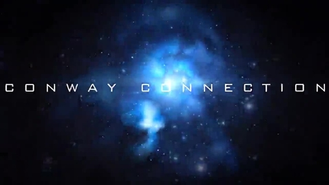 Thumbnail for entry Conway Connection, Episode 15, 11/23/15