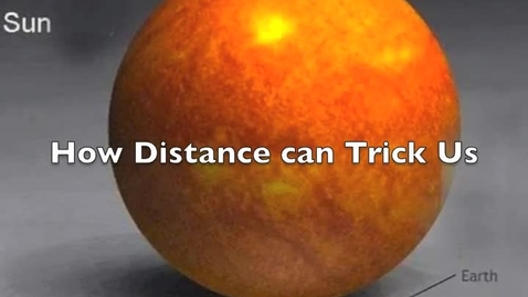 Thumbnail for entry How Distance Can Trick Us