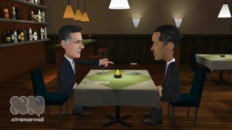 Thumbnail for entry Obama and Romney Have Lunch