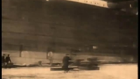 Thumbnail for entry RMS Titanic Only Existing Footage