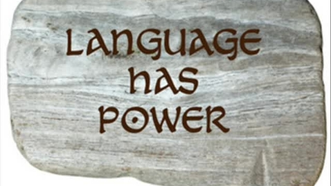 Thumbnail for entry Language and Social Power