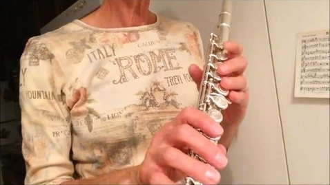 Thumbnail for entry End Zone Flute, pt. 2