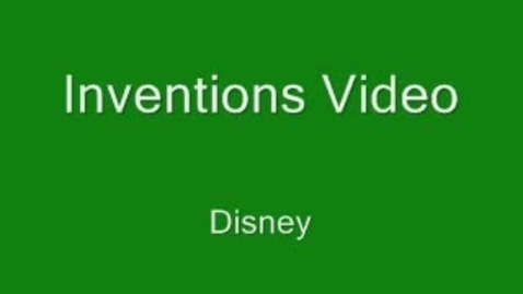 Thumbnail for entry Inventions