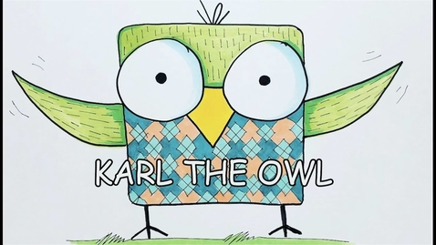 Thumbnail for entry Karl the Owl (Tunes for Teaching)