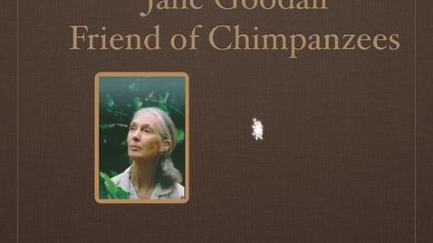 Thumbnail for entry Jane Goodall
