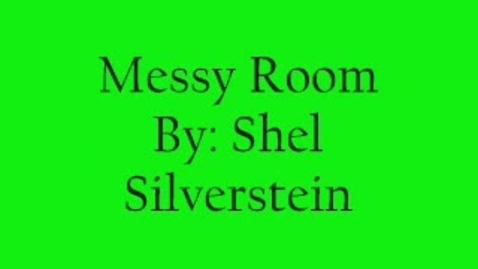 Thumbnail for entry HJS Messy Room by Alexys Emerson