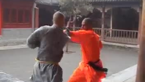 Thumbnail for entry shaolin fight