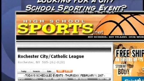 Thumbnail for entry Sports Calendar Website Promo
