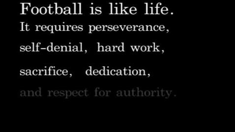 Thumbnail for entry Har-Ber Football Highlight Reel 2011-2012