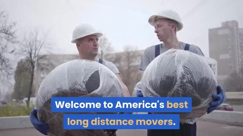 Thumbnail for entry Best Long Distance Movers in United States | Best Moving Company