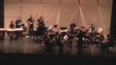 Thumbnail for entry 2013 RHS Winter Concert - band
