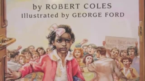 Thumbnail for entry The Story of Ruby Bridges