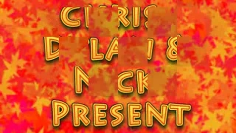 Thumbnail for entry What Thanksgiving Means To Me