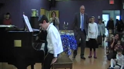 Thumbnail for entry Abrams 2008 Hanukkah Concert - Piano Soloists