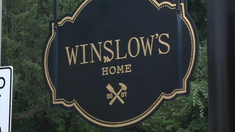 Thumbnail for entry Farm to Table Food: Winslow's Home