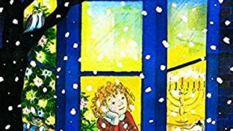 Thumbnail for entry Light the Lights! A Story About Celebrating Hanukkah and Christmas - Mrs. Brannon