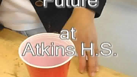 Thumbnail for entry Grand Engineering Challenges at Atkins High School - Aideth and Forrest