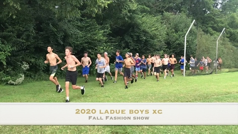 Thumbnail for entry Help Part Deux! Boys Cross Country Ladue High School