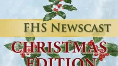 Thumbnail for entry 2010 Christmas Newscast