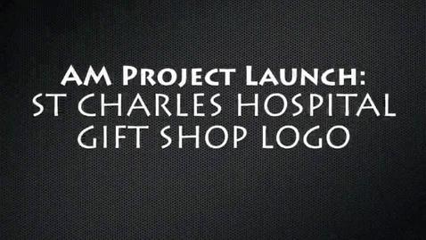 Thumbnail for entry AM Project Launch: Lagniappe Gift Shop Logo