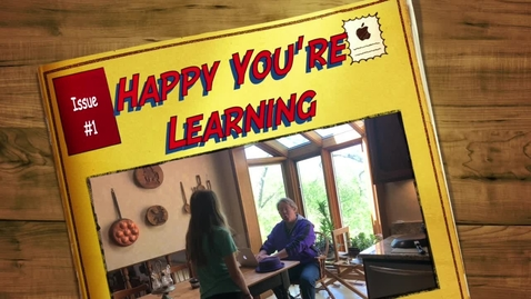 Thumbnail for entry Happy You're Learning!