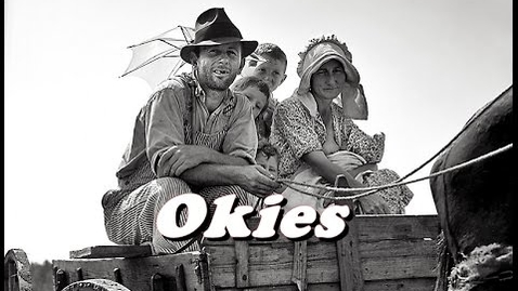 Thumbnail for entry History Brief: Okies During the Great Depression