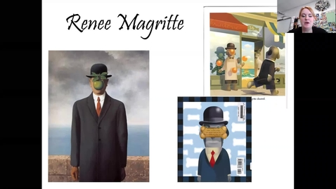 Thumbnail for entry Magritte comparison 1