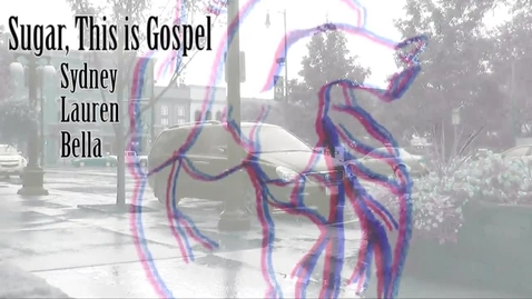 Thumbnail for entry Sugar / This is Gospel - WSCN Music Video 2016/2017