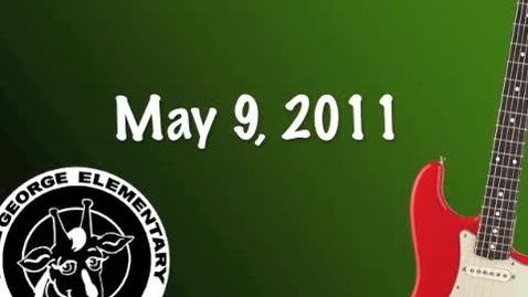 Thumbnail for entry LGE May 9, 2011