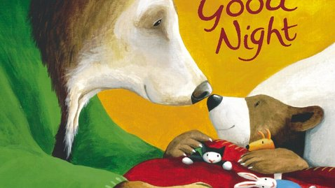 Thumbnail for entry Tue 4.21: Read Aloud Kiss Good Night by Amy Hest