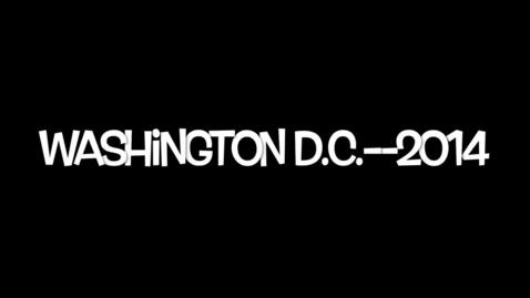 Thumbnail for entry Washington D.C. 2014