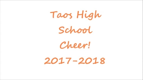 Thumbnail for entry THS Cheer 2017-2018