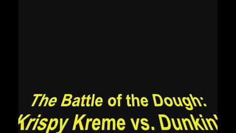 Thumbnail for entry Donut Taste Test