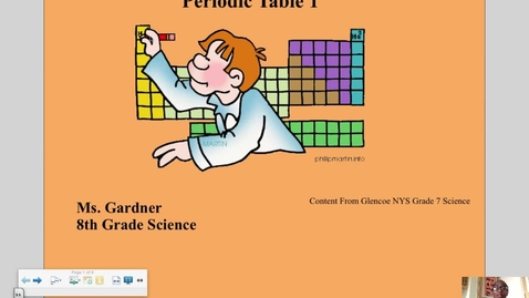 Thumbnail for entry EMS.A Periodic Table 1