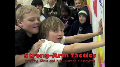 Thumbnail for entry Strong Arm Tactics