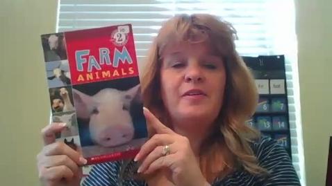 Thumbnail for entry Storytime-Farm Animals