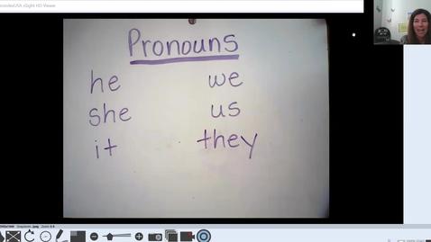 Thumbnail for entry Aljian Possessive Pronouns