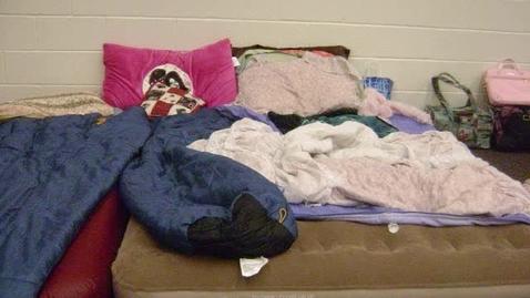 Thumbnail for entry 2009 LITERACY SLEEPOVER