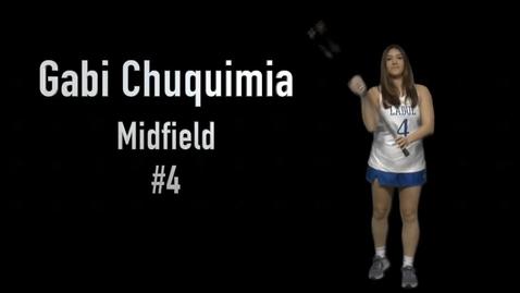 Thumbnail for entry Girls Lacrosse Senior Profiles