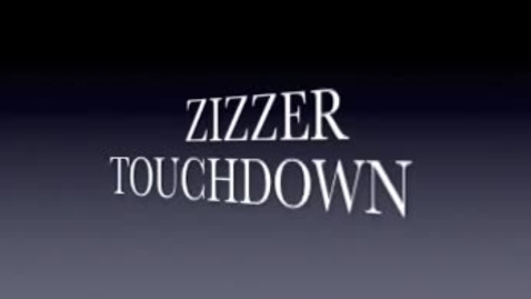 Thumbnail for entry Zizzer Football touchdown dance party