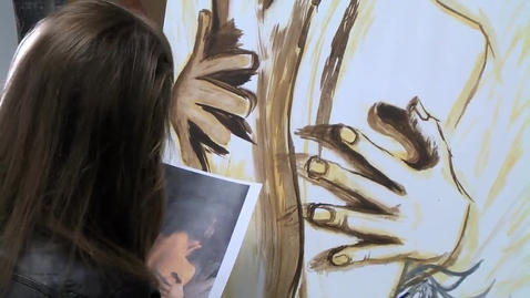 Thumbnail for entry Ladue Art Show 2013